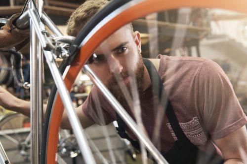 A manutenção da bicicleta elétrica em Lisboa
