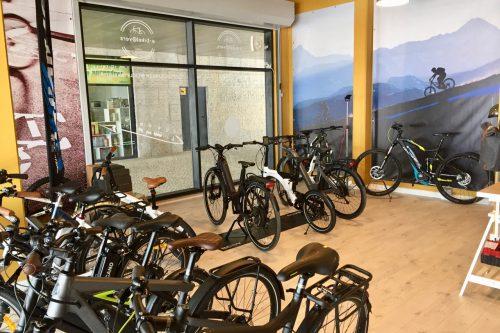 Loja E-bikelovers Lisboa