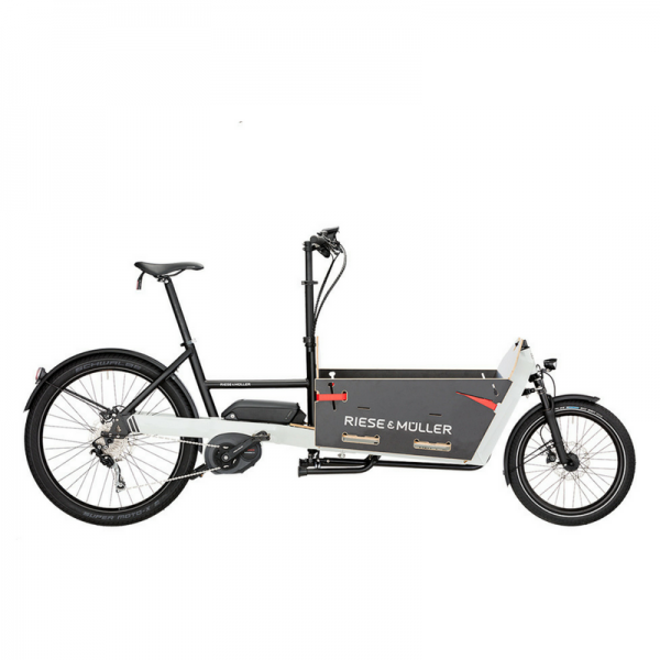 E-cargo Riese & Muller Packster 80 touring