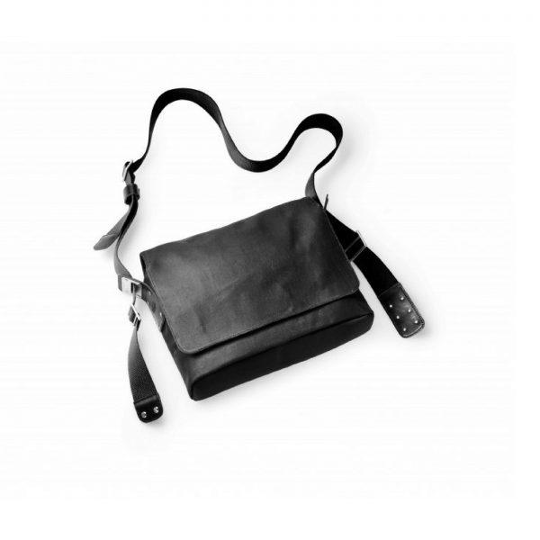 Brooks PADDINGTON Shoulder Bag Black