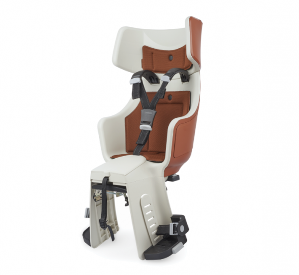 Bobike seat Exclusive Tour - carrier fixation