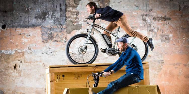 Bicicletas MOUSTACHES