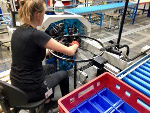 Visita à fabrica da Riese & Müller