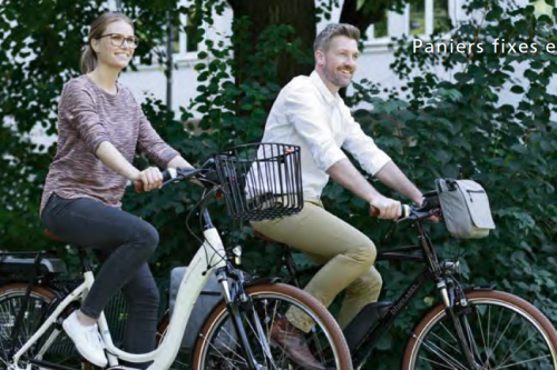 Produits de la marque KLICKfix chez E-bikelovers