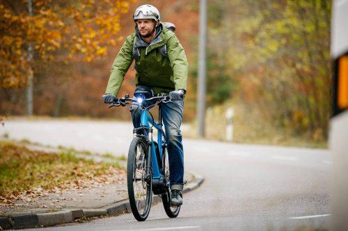 andar de bicicleta com segurança