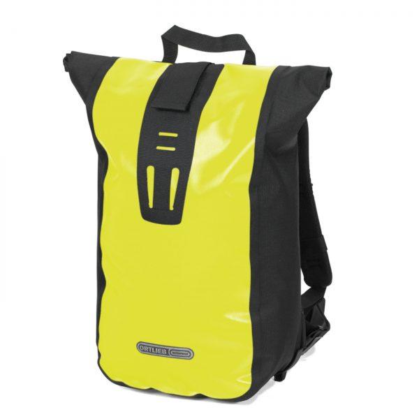 Mochila Ortlieb Velocity 24 L Amarelo/preto