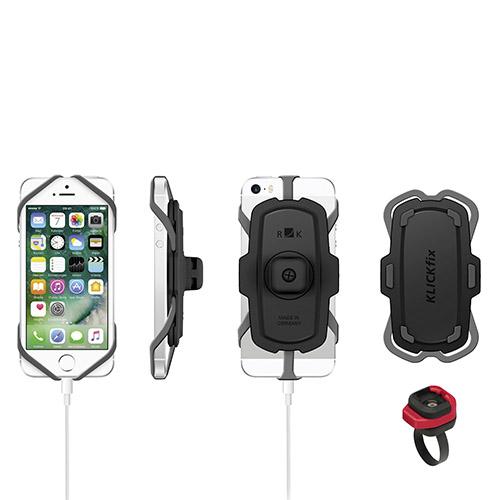 Suporte para smartphone Klickfix Quad mini