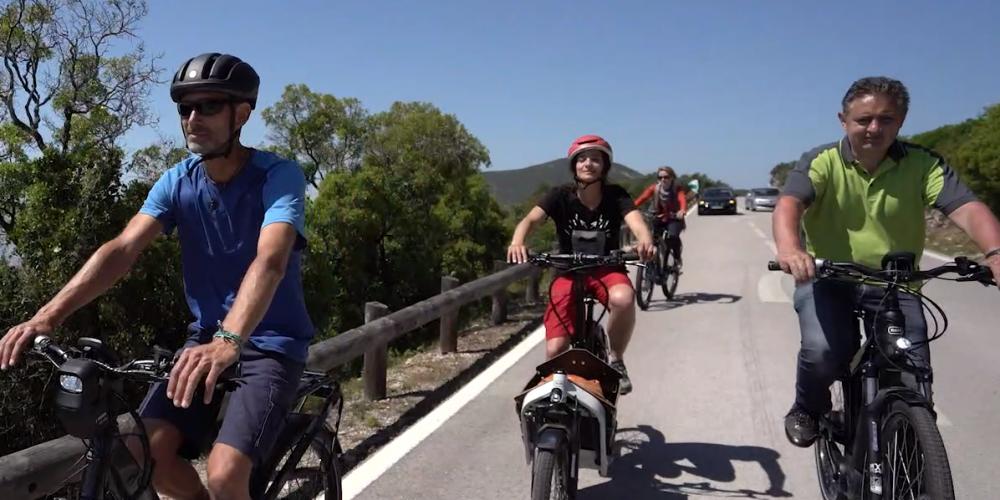 Aluguer de bicicletas elétricas:em Lisboa