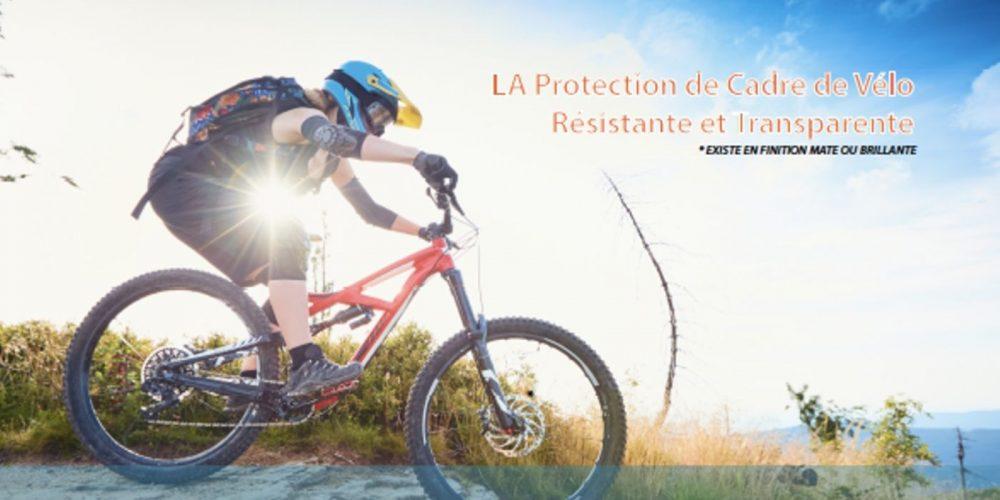 Proteção de quadro de bicicleta