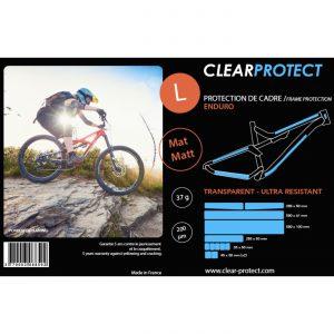 Kit de proteção CLEARPROTECT L Mate