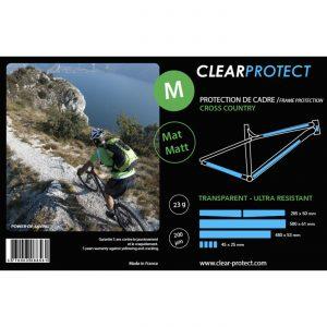 Kit de proteção CLEARPROTECT M