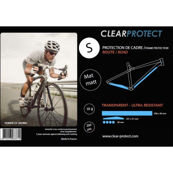 Kit de proteção CLEARPROTECT para quadro S Mate