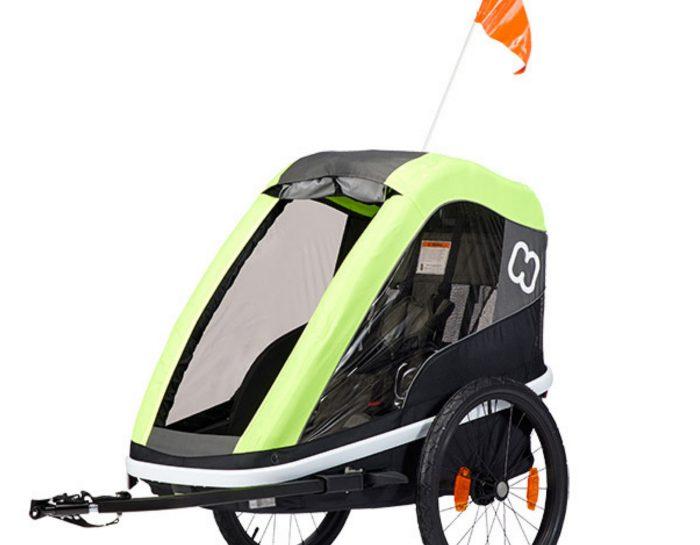 Atrelado bicicleta criança HAMAX Avenida One HAMAX Avenida One