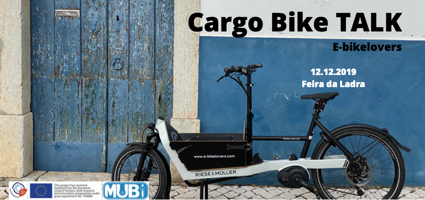 Cargo Bike Talk da E-bikelovers