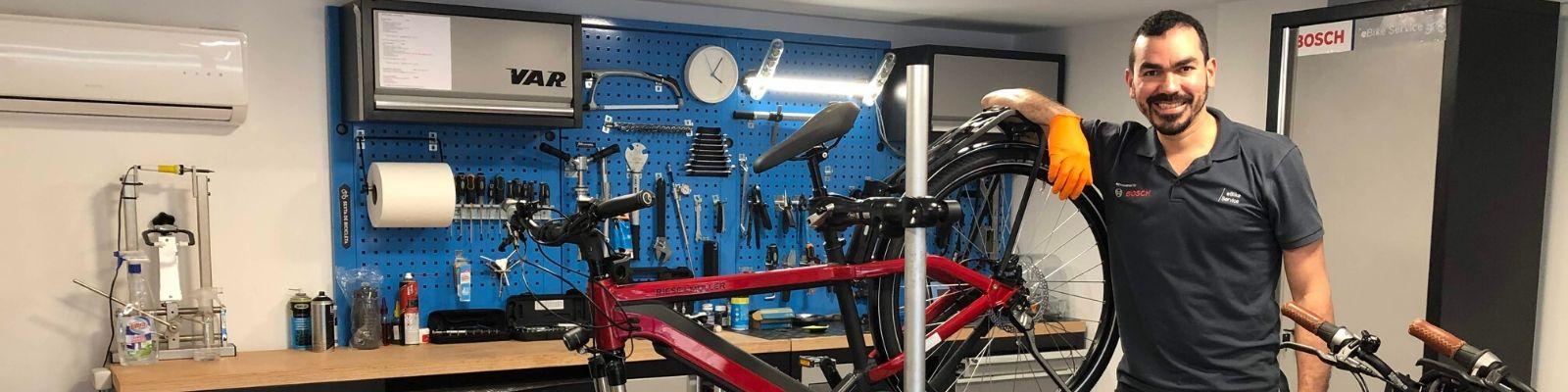 """Curso - Workshop de """"Boa utilização da sua Bicicleta"""""""