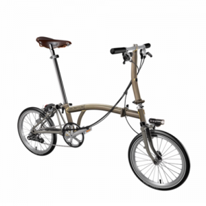 Brompton Super Light Titanium S6E