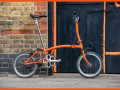 Bicicleta Brompton HR6