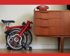 A Brompton, a bicicleta dobrável de qualidade
