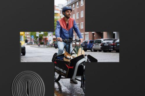 SCHWALBE AIR PLUS: Nouvelle Chambre à air pour vélos cargos