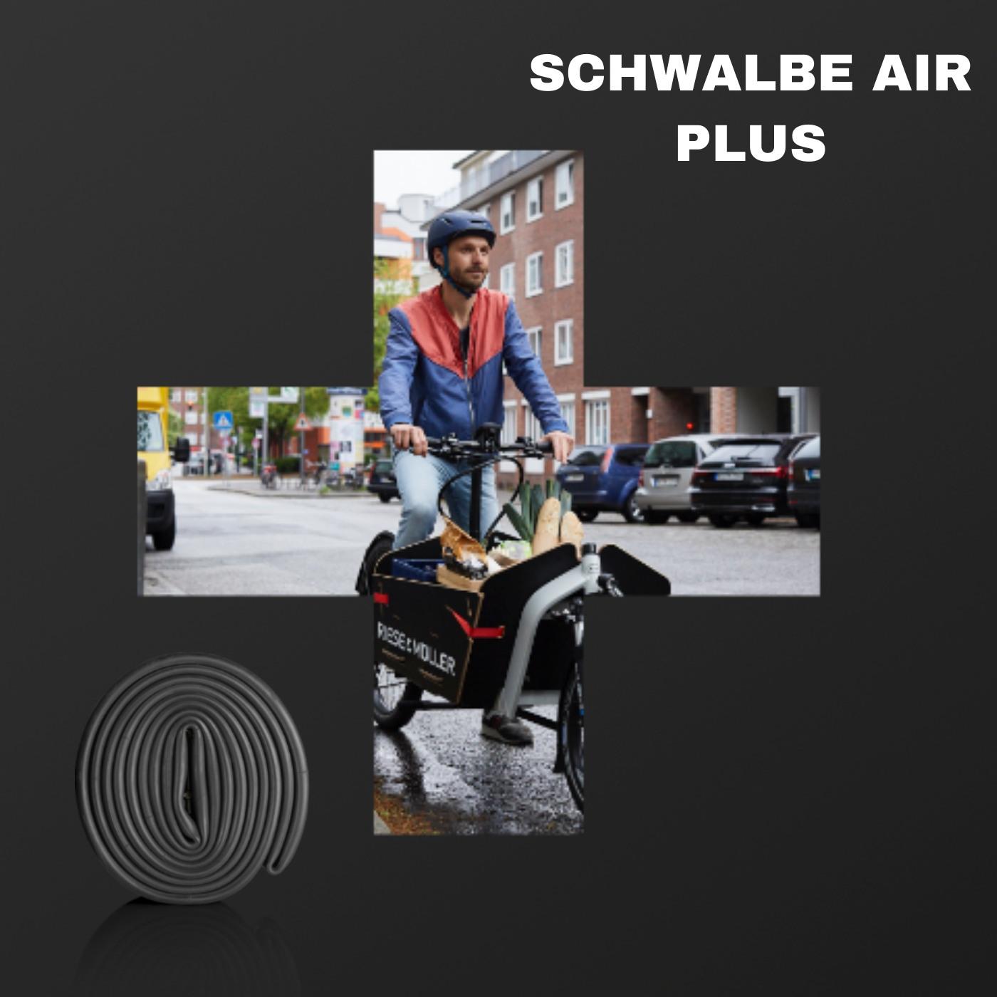 Câmara de ar SCHWALBE AIR PLUS