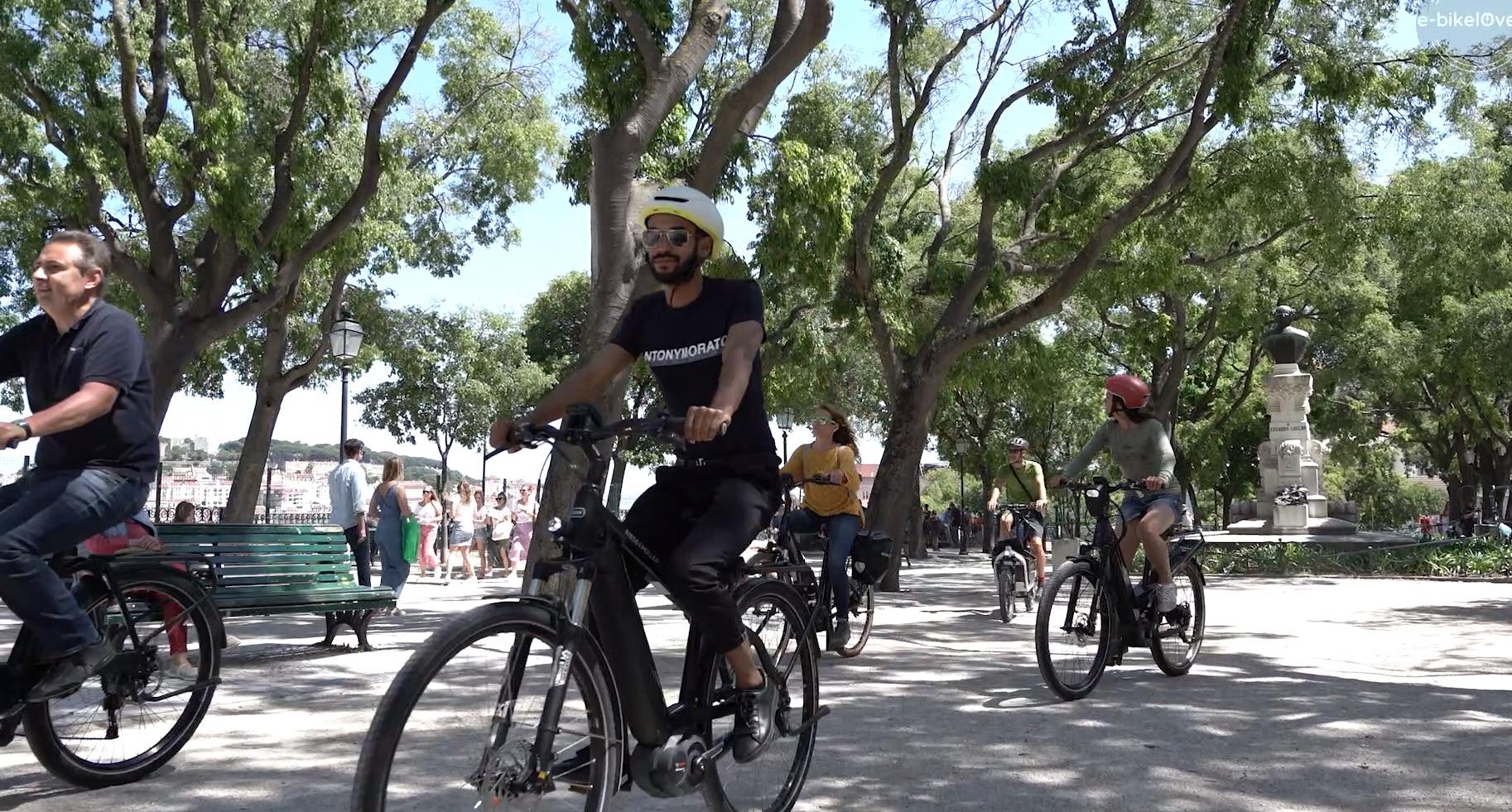 Incentivo CML bicicletas elétricas