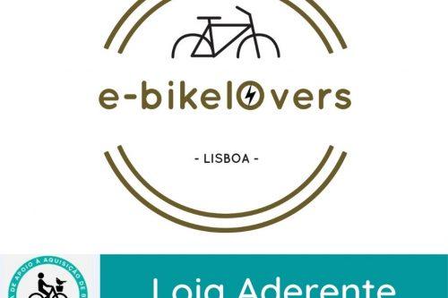 Ebikelovers é Loja Aderente da Câmara Municipal de Lisboa