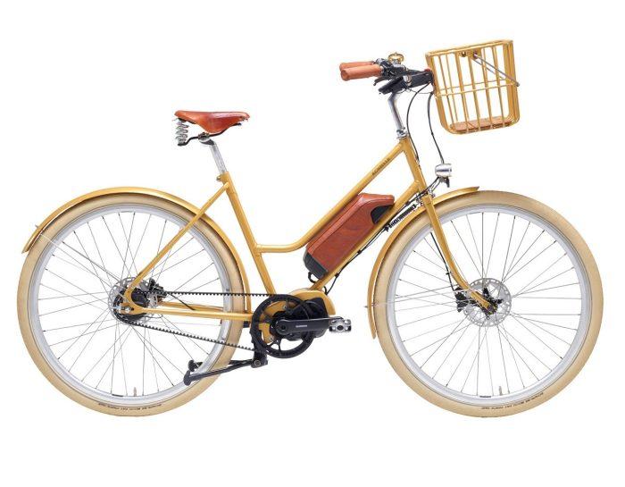 Bicicleta Achielle Emma electric