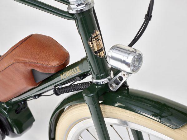 Bicicleta elétrica Achielle Odiel