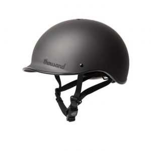 Capacete Thousand Heritage Stealth Black